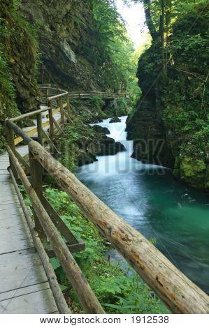 Vingtar Gorge