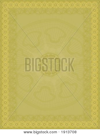 Gold Background,Vector