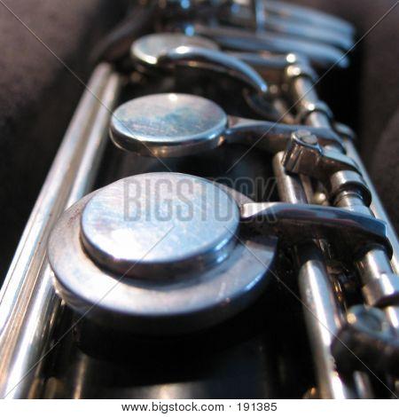 Saxophone Closeup 03