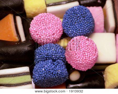 Licorice Sweets