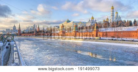 Moscow Russia December