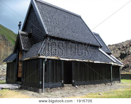 Norse Timber Church