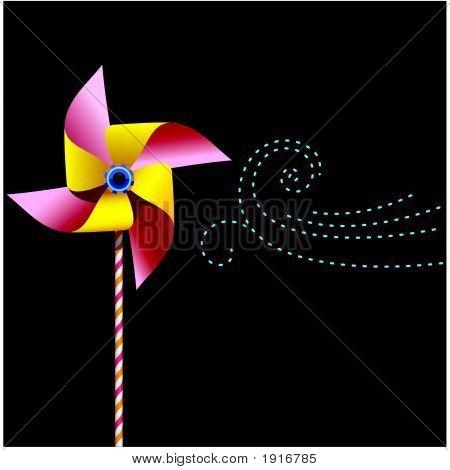 Pinwheel And Breeze