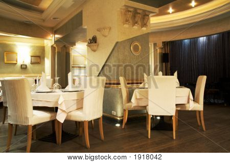 Luxurious Restaurant
