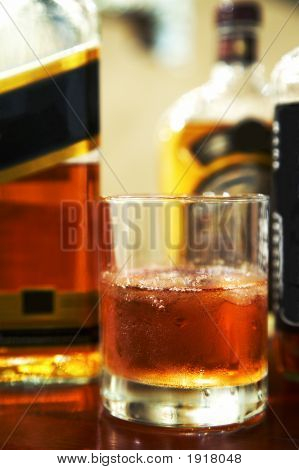 Whisky With An Ice