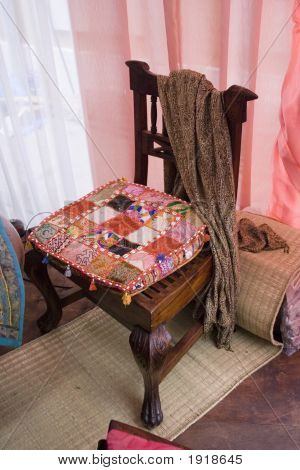Ethnic Chair