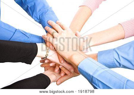 Teams Hands