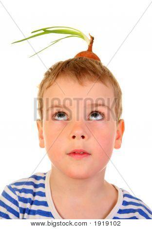 Boy With The Bulb