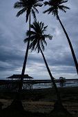 foto of surigao  - siargao islands famous surf break cloud 9 near mindanao the philippines - JPG