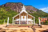 Adams Peak, Sri Lanka poster