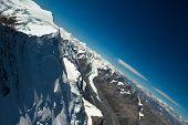 Mountain Flight - New Zealand
