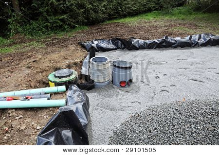 Installing A Sand And Gravel Filter