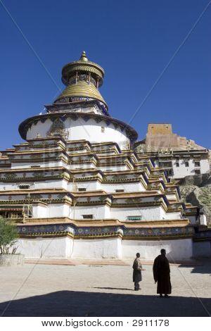 Palkhor Kloster in tibet