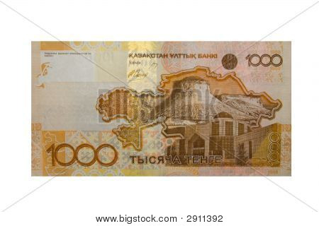 Kazahstan Money
