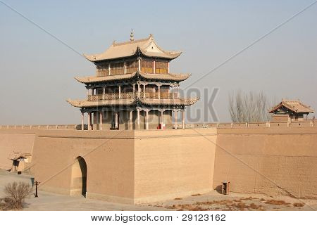 Jiayuguan Pass Tower