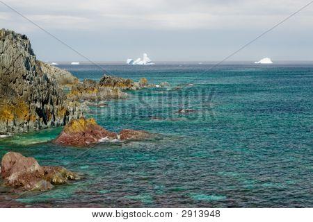 Green Sea, Iceberg Horizon