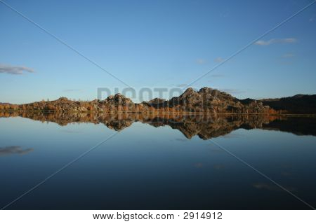 Autumn At The Colivan Lake
