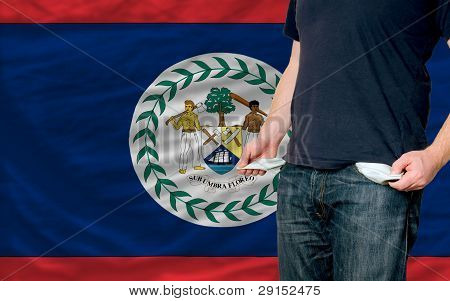 Recession Impact On Young Man And Society In Belize