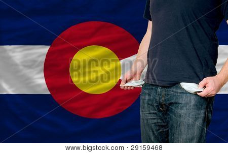 Recession Impact On Young Man And Society In Colorado