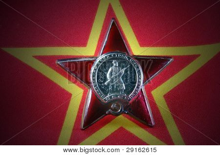 Soviet military award