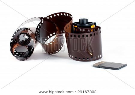 Film Role And Sd Card