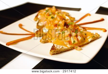 Salmon Toasts