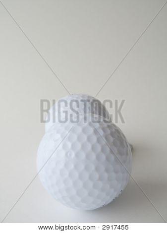 Two Golf Balls