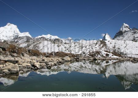 Mt. Everest - Nepal