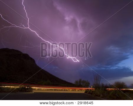 Gates Pass Lightning