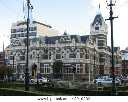 Old Courthouse, Dunedin, Nz
