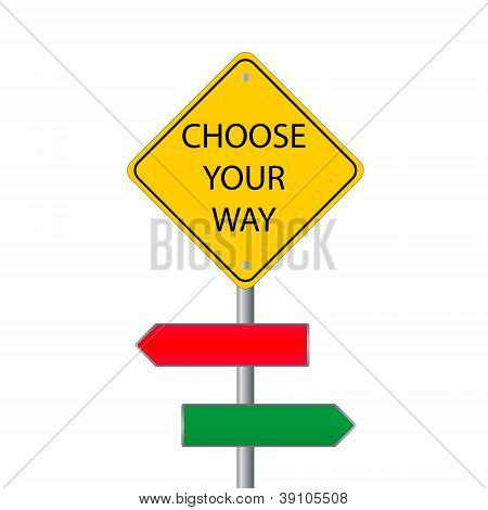 Choose Your Way