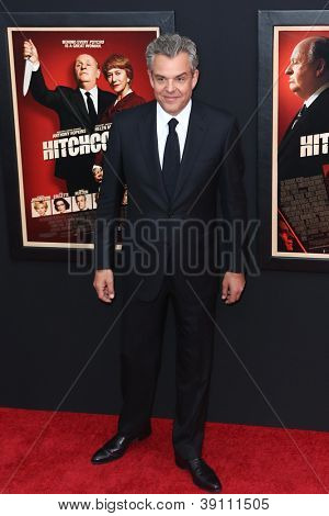 NEW YORK-NOV 18: Actor Danny Huston attends the premiere of