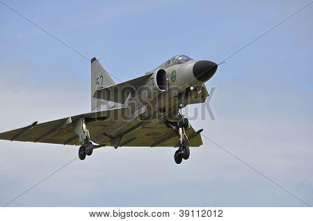 Airshow escandinavo