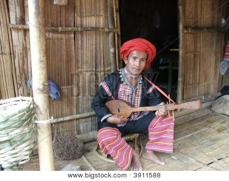 Long Ear Tribesman