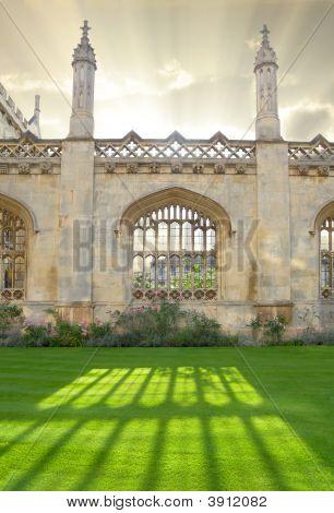 Archictecture In Cambridge University, England