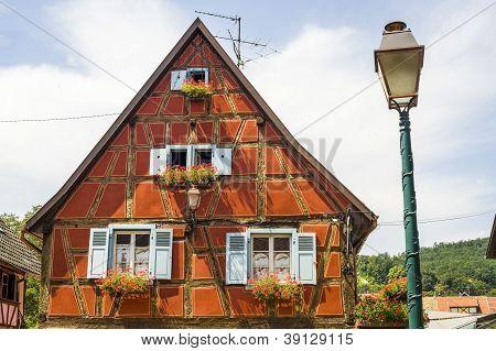 Kientzheim (alsace) - House