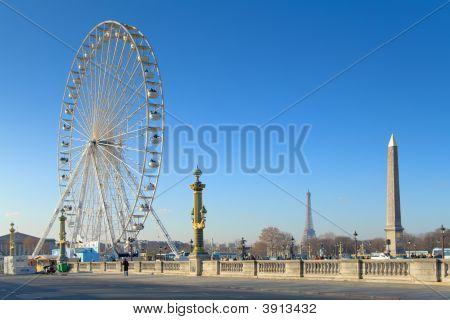High Points Of Paris