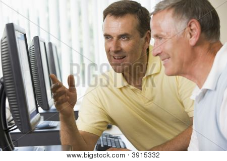 Men On Computers