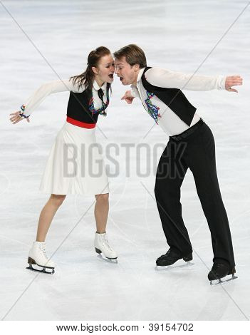 Julia Zlobina / Alexei Sitnikov (aze)