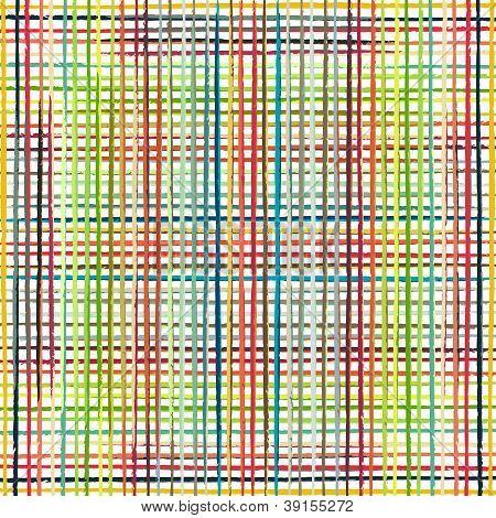 Striped Square