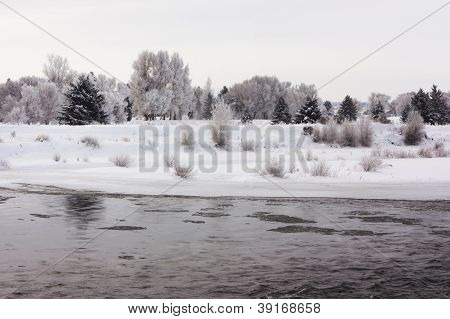 Snake River Winter