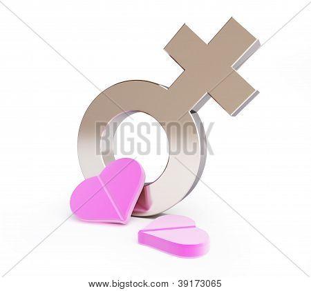 Love Pill For Women