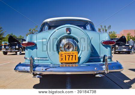 1951 Ford Victoria Hardtop-Coupé