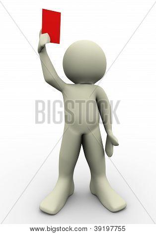 3D Referee