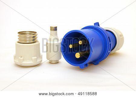 Fuse And Electric Plug