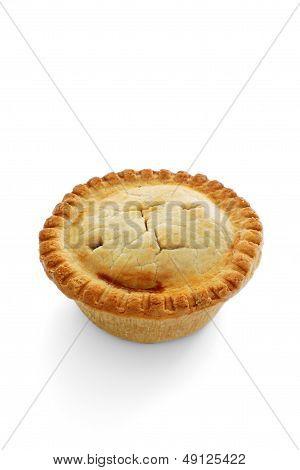 A Savoury Meat Pie
