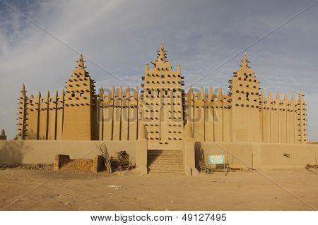 Djenne?, African City Of Mud