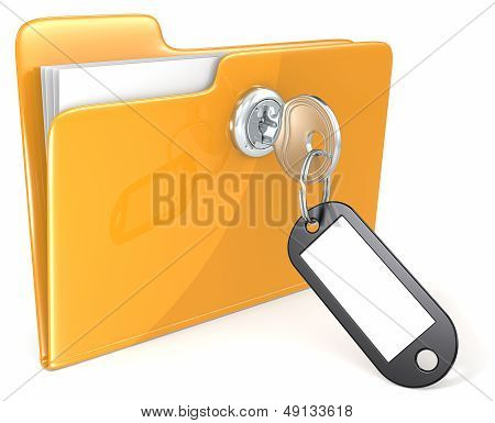 Secure Files.