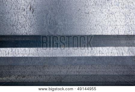 Galvanised Metal Sheet