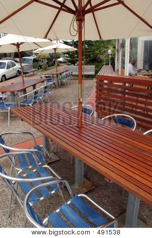 Urban Cafe Table Chairs